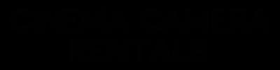 Cinema Camera Rentals Logo
