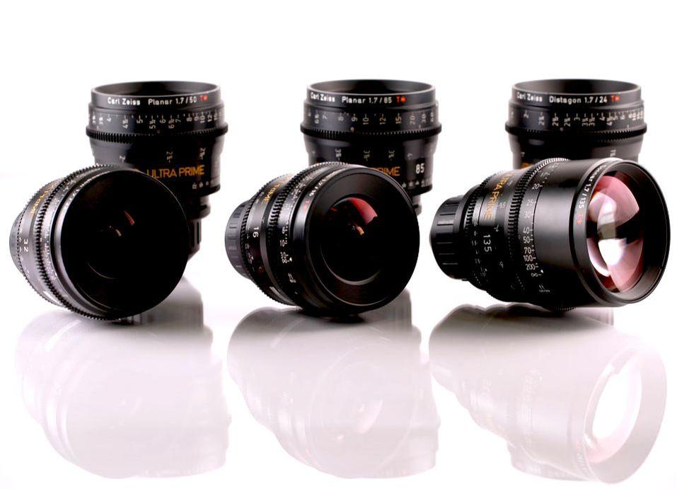 Ultra Primes Cinema Lenses