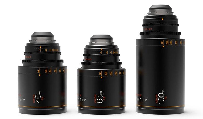 Orion A Lenses