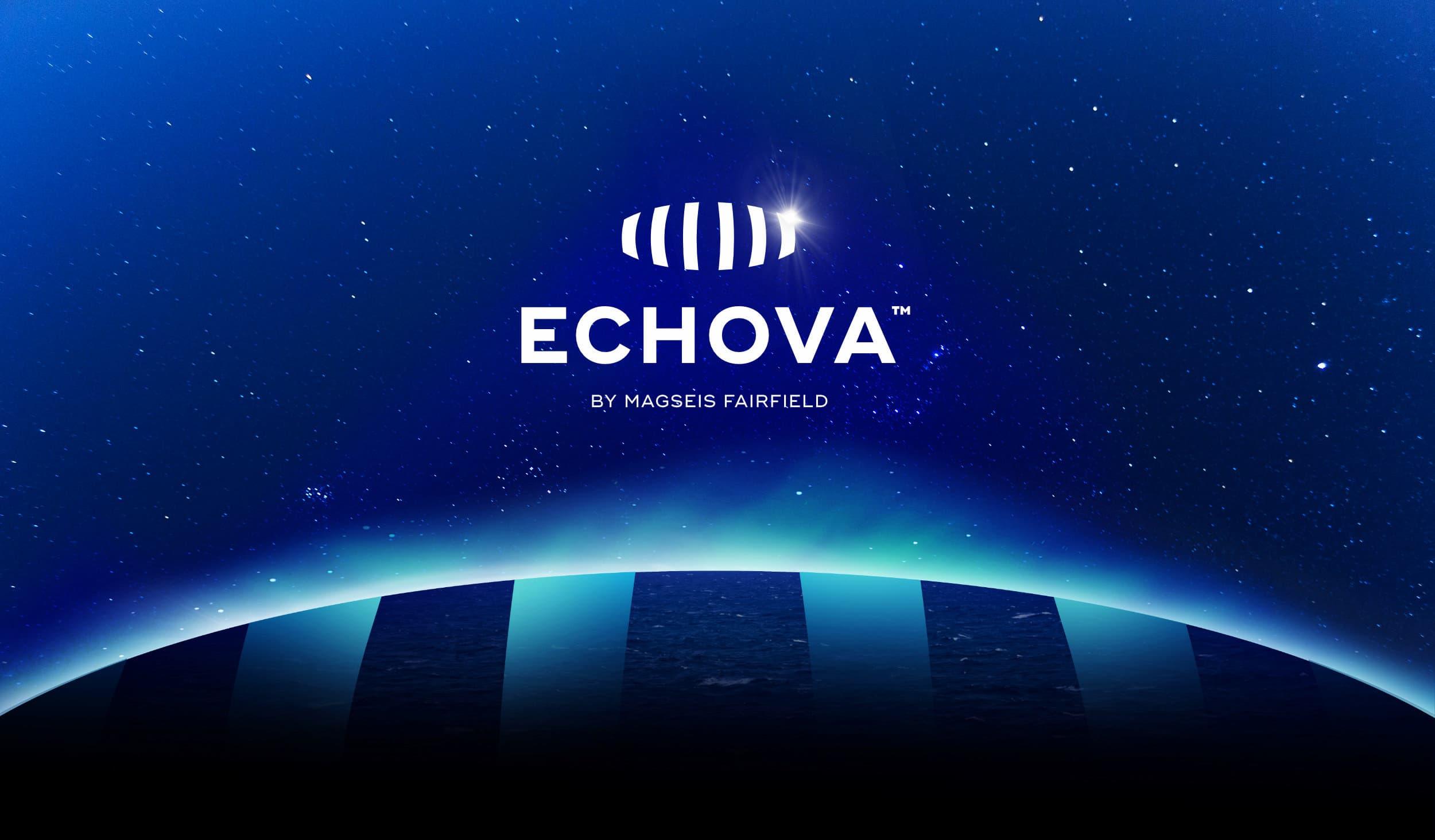 Bilde fra lansering som viser den nye stjernen. Echova.