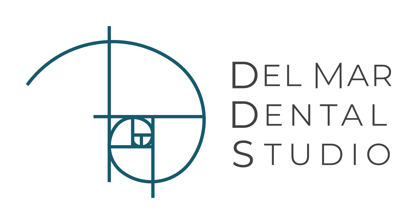 Del Mar Dental Studio logo