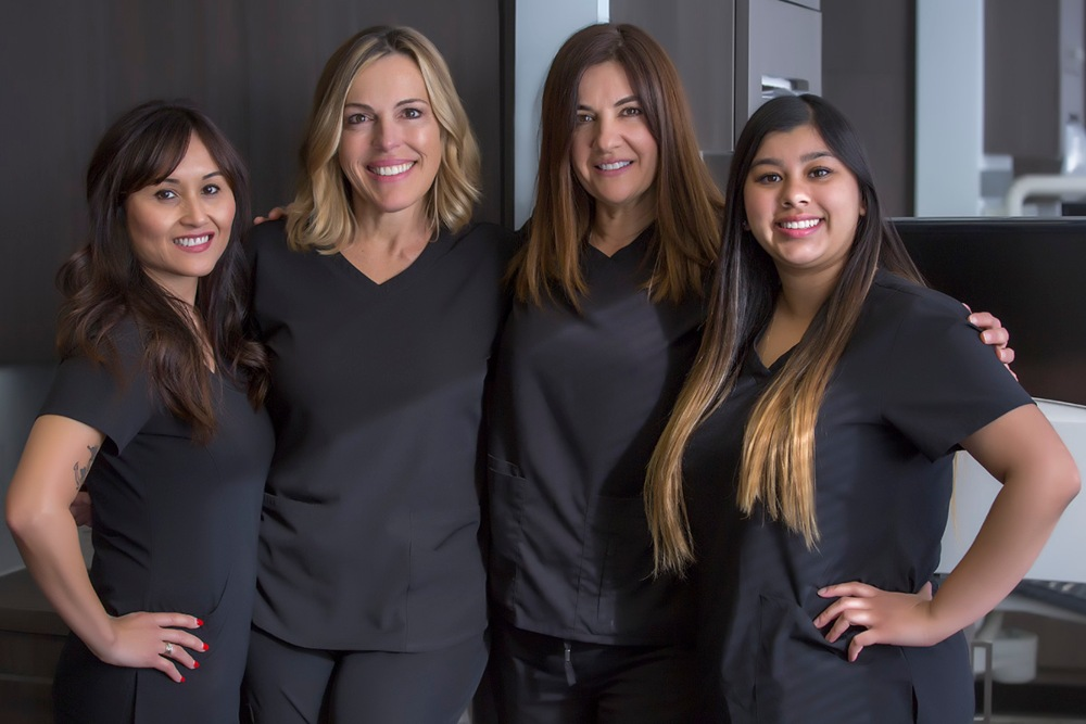 del mar dental team