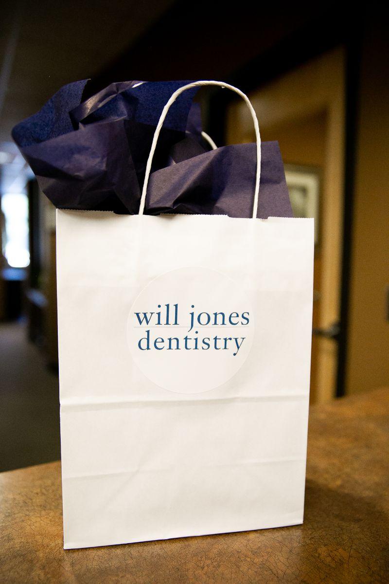 will jones dentistry goodie bag