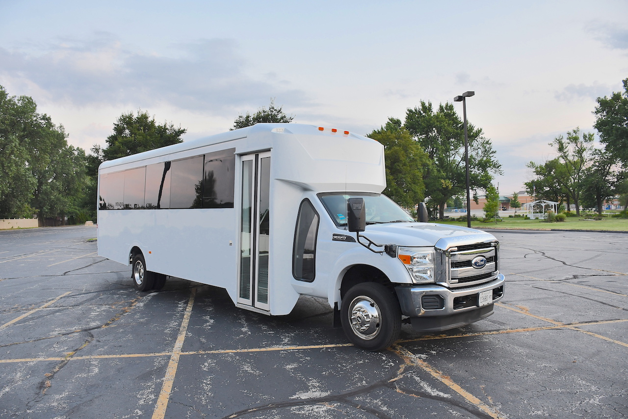 Party Bus provided by A Stars Limo