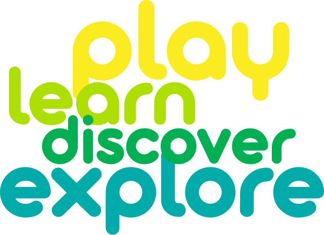 Play learn discover explore