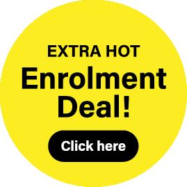Enrolment deal rosette