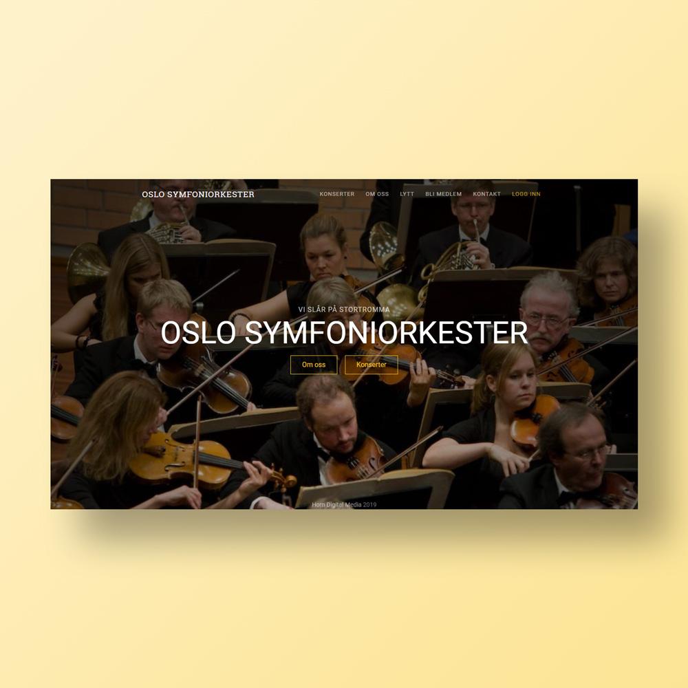 Oslo Symfoniorkester