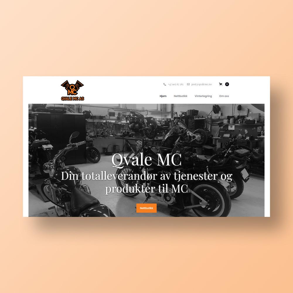 Qvale MC
