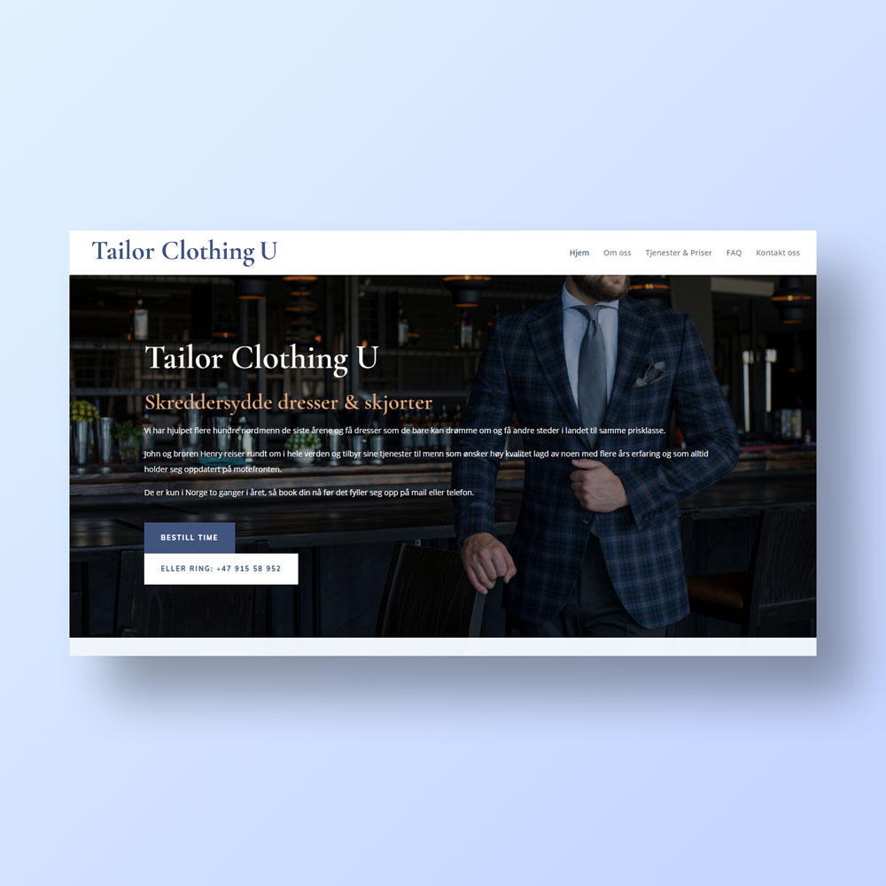 Tailor Clothing U