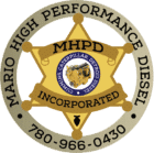 Mario High Performance Diesel (MHPD) logo