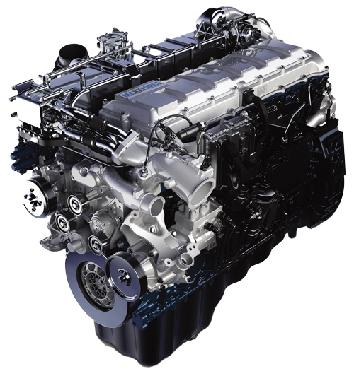 Maxxforce International engine