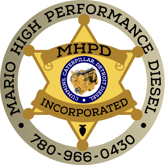 Mario High Performance Diesel Logo