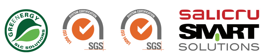 ISO 9001 - ISO 14001 - SMART SOLUTIONS
