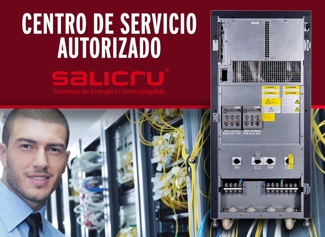 Centro de Servicio Autorizado SALICRU Mexico