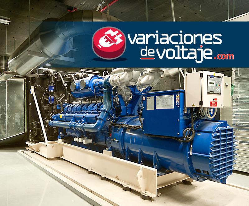 Planta de Emergencia -motor diesel- FIJA