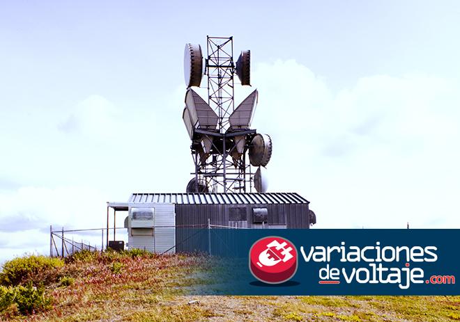 sitios de telecomunicación - Alto y Bajo Voltaje