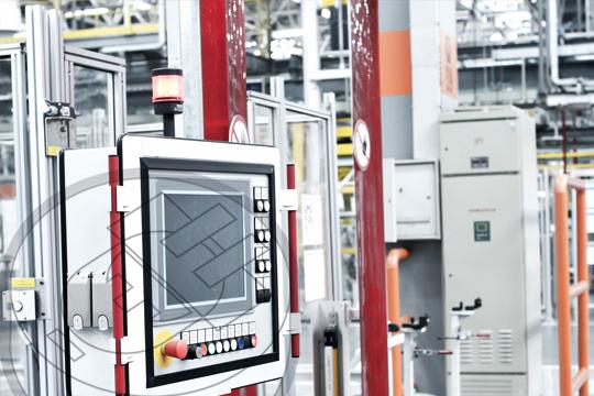 CALIDAD de ENERGIA para la industria Automotriz y Aeronautica