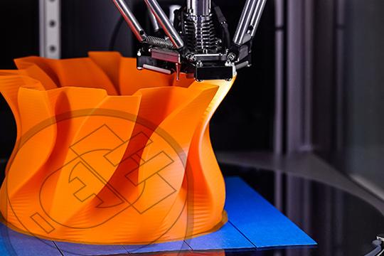 Impresora 3D manufactura prototipos plastico