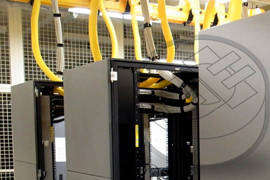 Protección eléctrica a centro de datos en procesos de fabricacion de partes