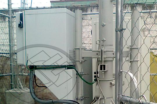 antenas repetidoras telecomunicaciones