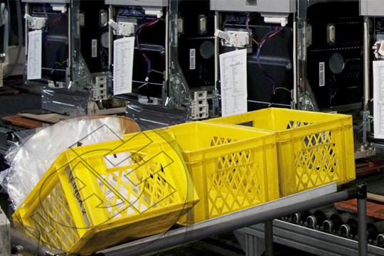 Procesos automatizados de Envasado, Empaquetado, Etiquetado.