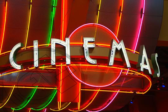 cines y salas cinematográficas