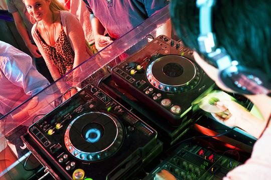 Discotecas, Centros Nocturnos, Bares