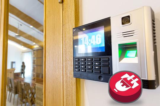 control de acceso en oficinas y negocios