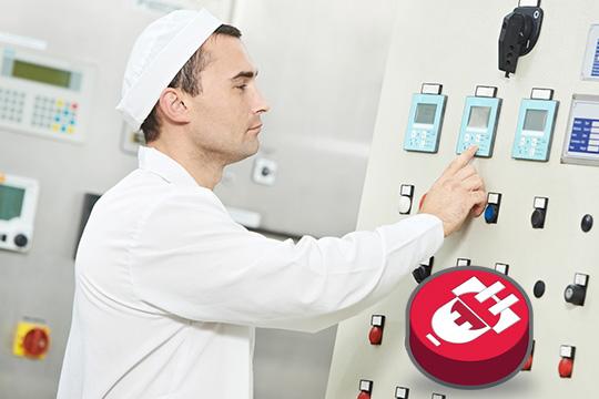 Prevención de daños por alto o bajo voltaje en la industria Química