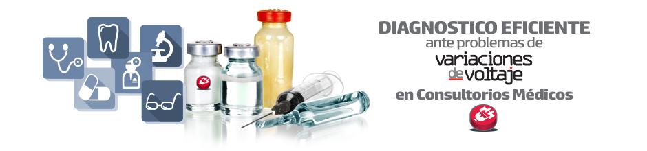Variaciones de Voltaje en Consultorios, Clínicas y Hospitales