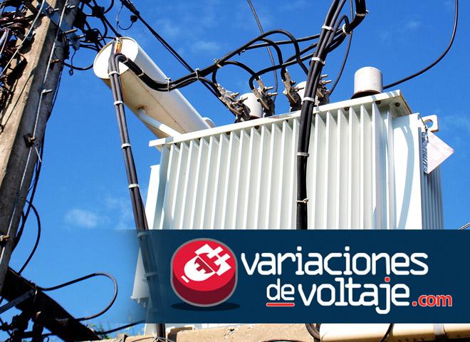 Pruebas de funcionamiento para transformador de voltaje