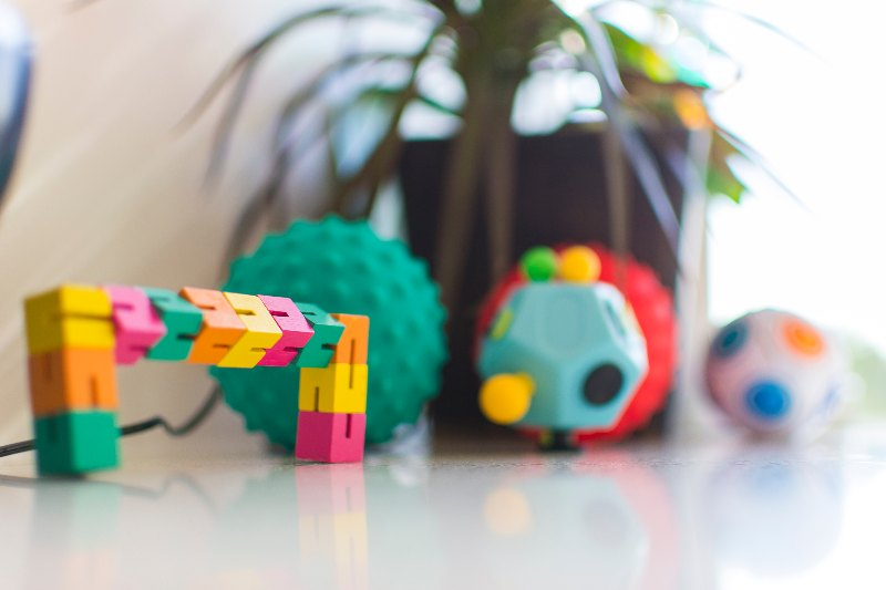 children's toys at Butler Pediatric