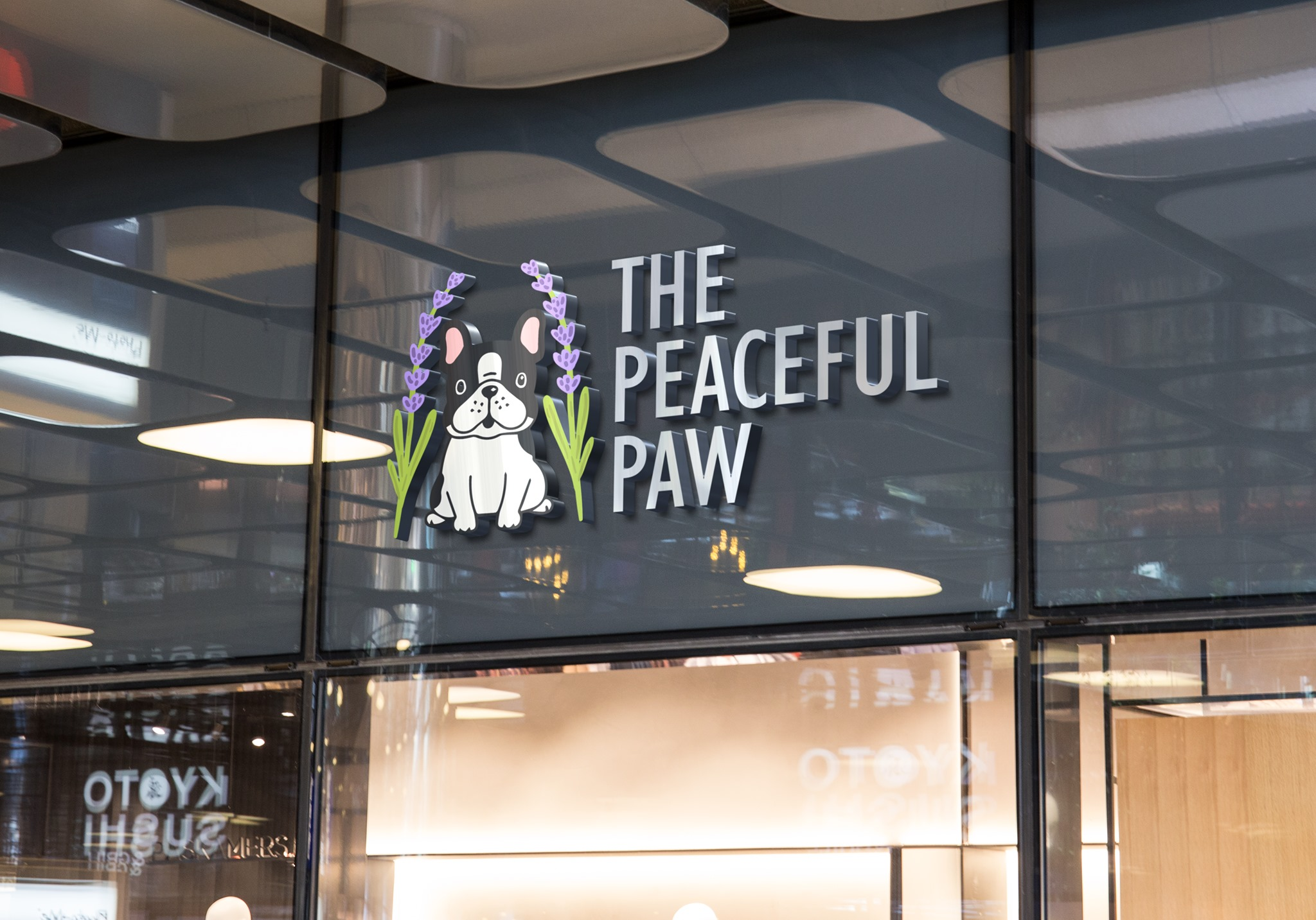 The Peaceful Paw