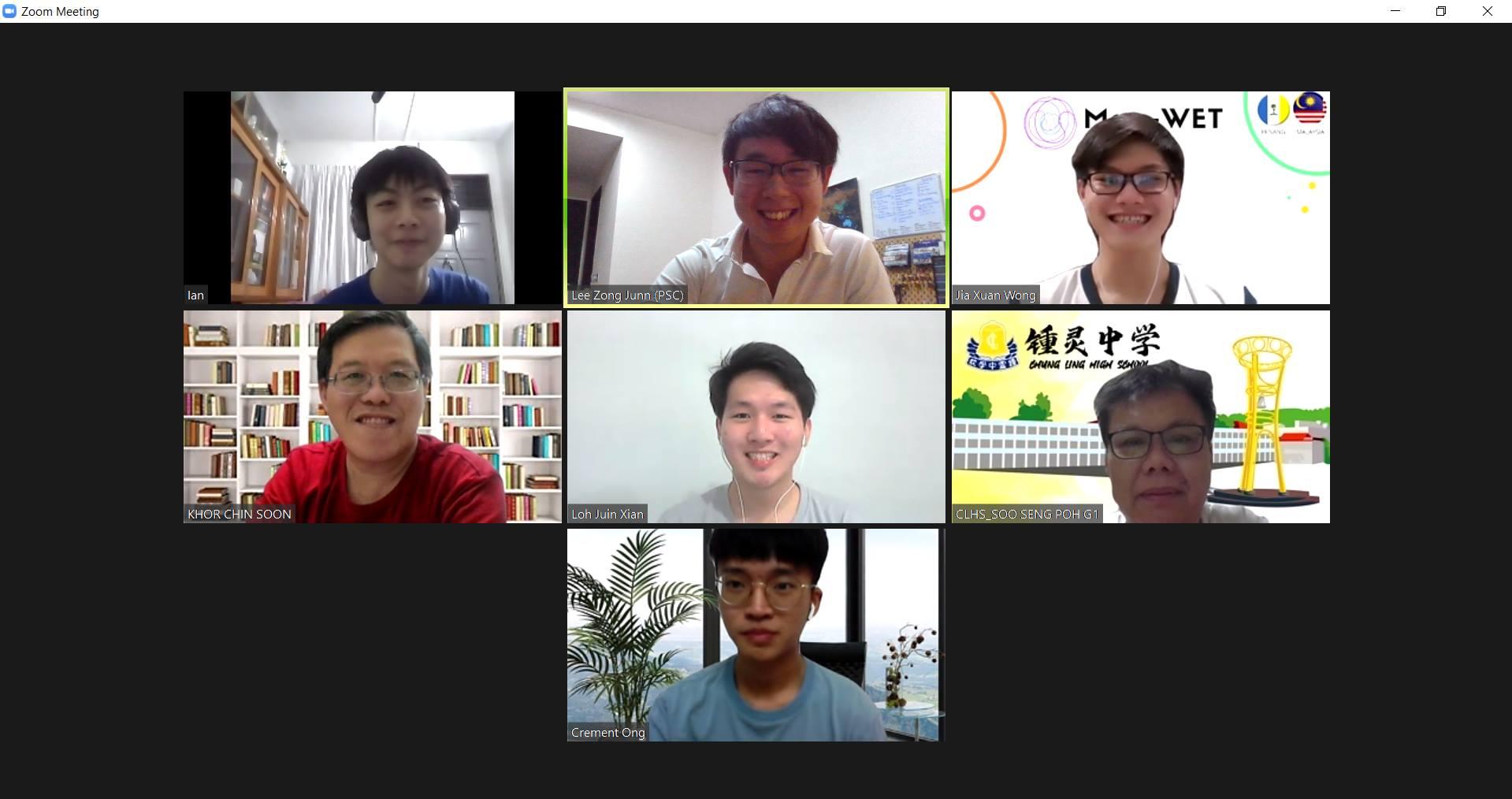 Xylem Hackathon Mars-WET Team Members