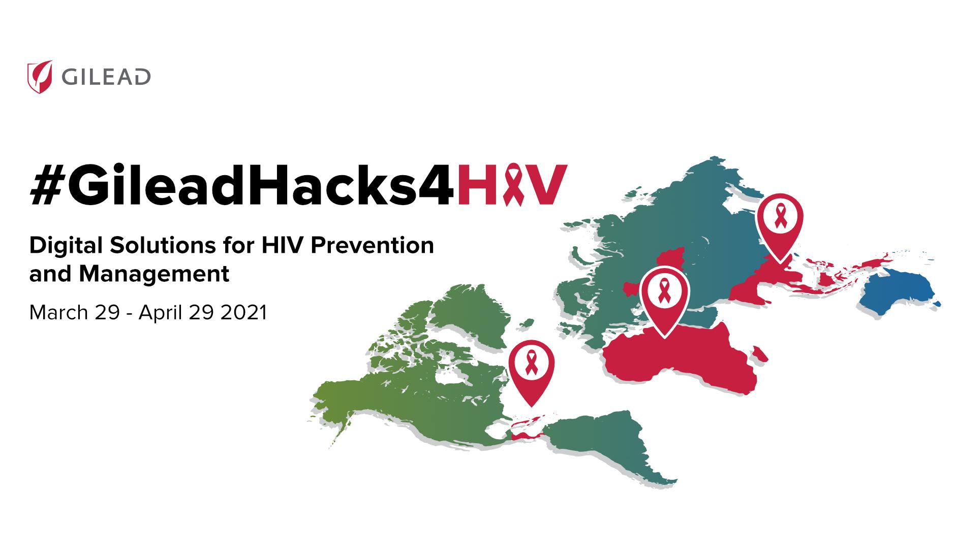 Gilead Hacks For HIV Hackathon
