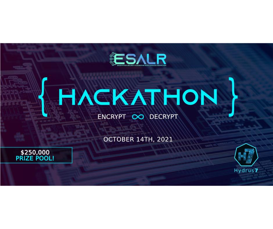 Hydrus7 Blockchain Hackathon