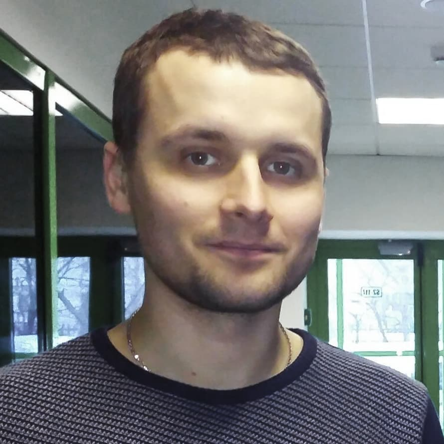 Павел Суворов