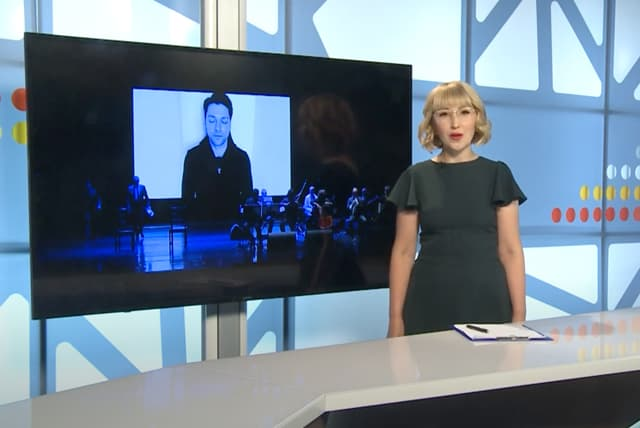 Спектакль «Онегин» на Чебоксарском международном кинофестивале. Сюжет #1