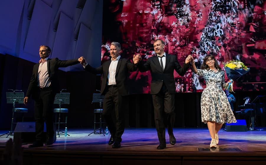 18 августа 2021 «Гамлет Story» Новосибирск / Новосибирская филармония
