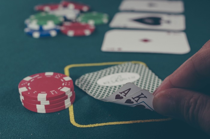 Gambling campaign ideas - poker game