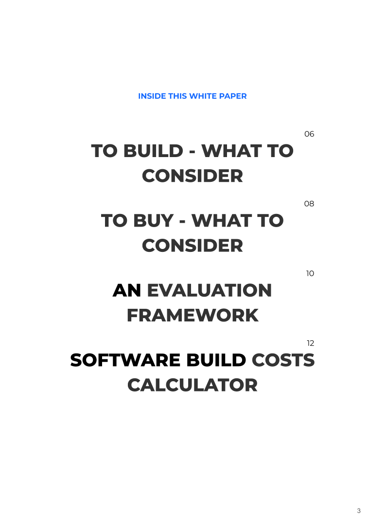 What you'll learn from our promotion software White Paper: