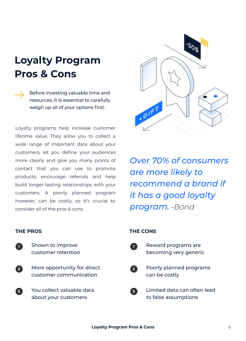 What you'll learn from our loyalty White Paper:
