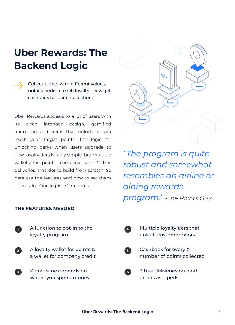 What you'll learn from the Uber case study: