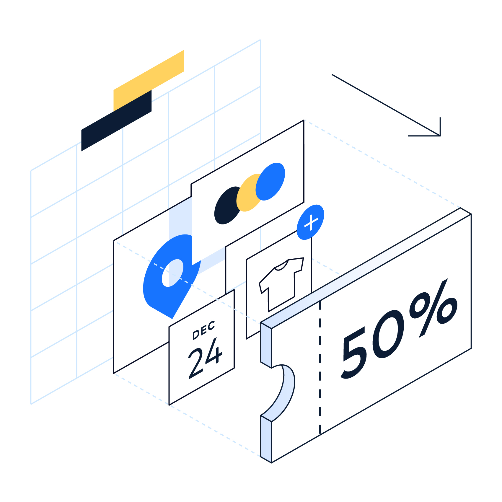 discount illustration