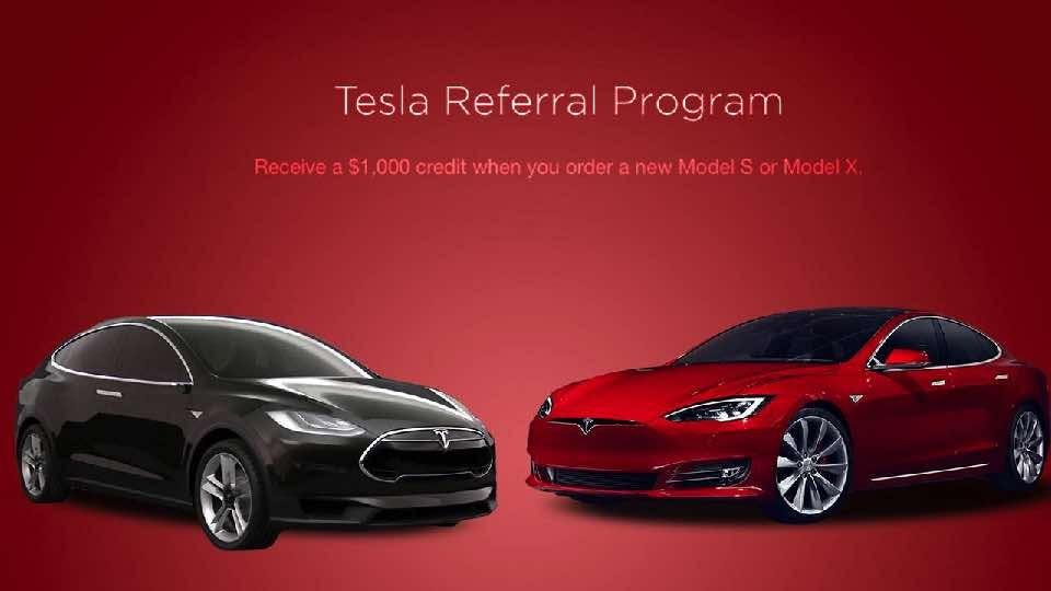 Tesla Referral Program