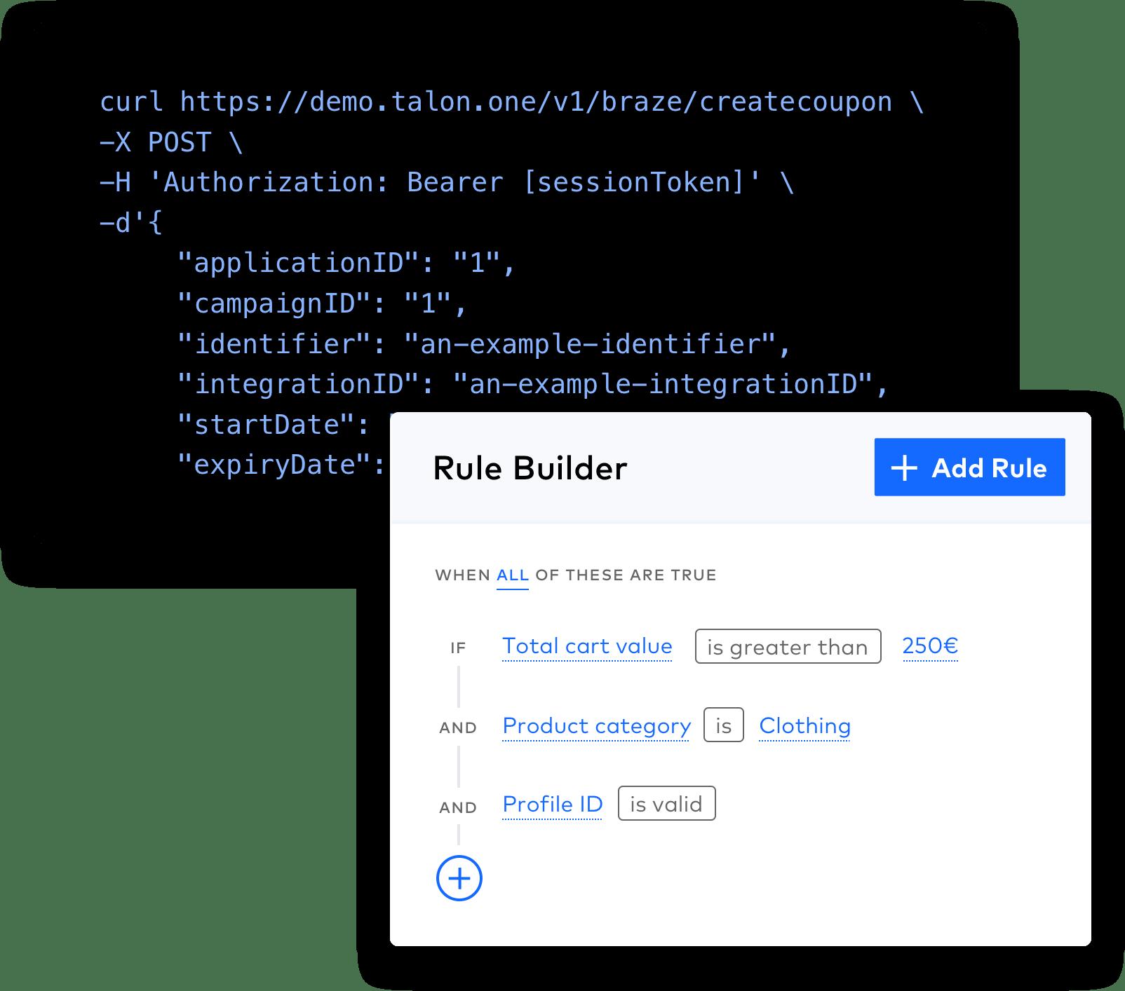 Rule Builder