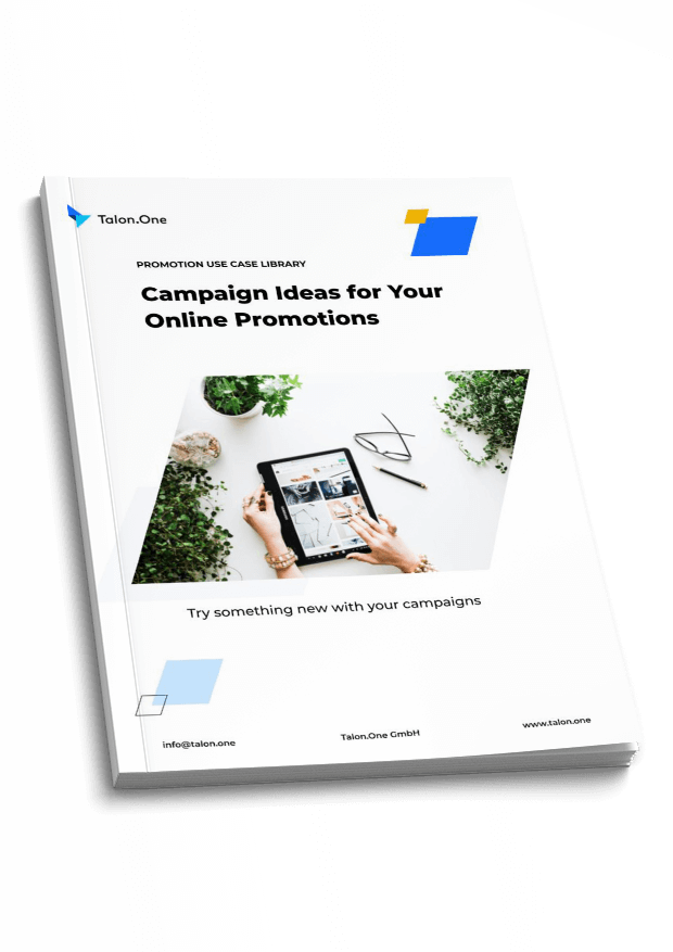 Promotion Use Case Library: Campaign Ideas for Your Online Promotions