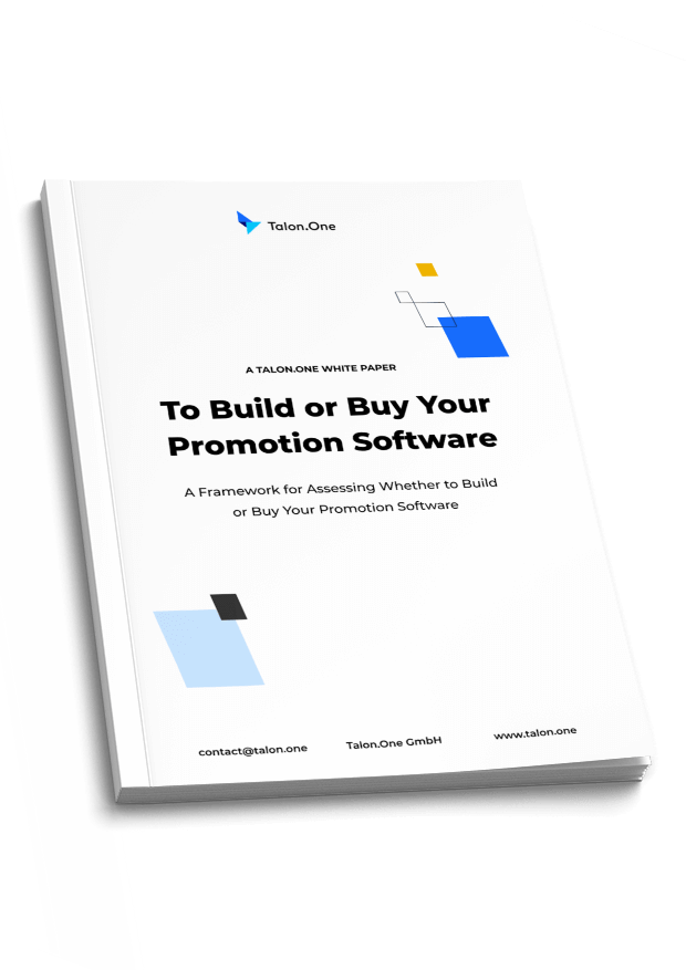 Promotion software white paper with free tools to evaluate and calculate costs