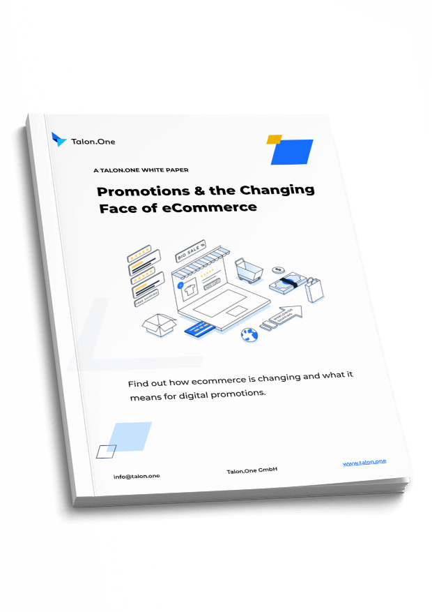 Cover image for Promotions & the Changing Face of eCommerce White Paper