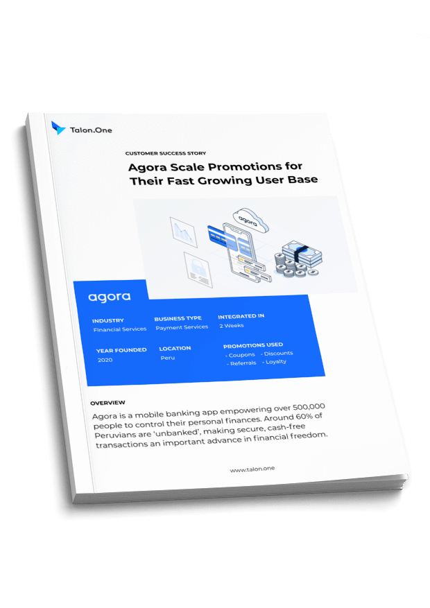Agora Scale Promotions for Their Fast Growing User Base